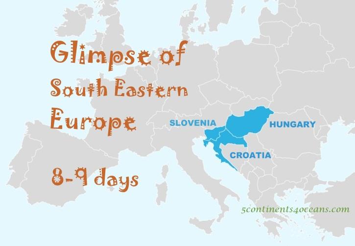 Lịch trình khám phá Đông Nam Âu 8-9 ngày