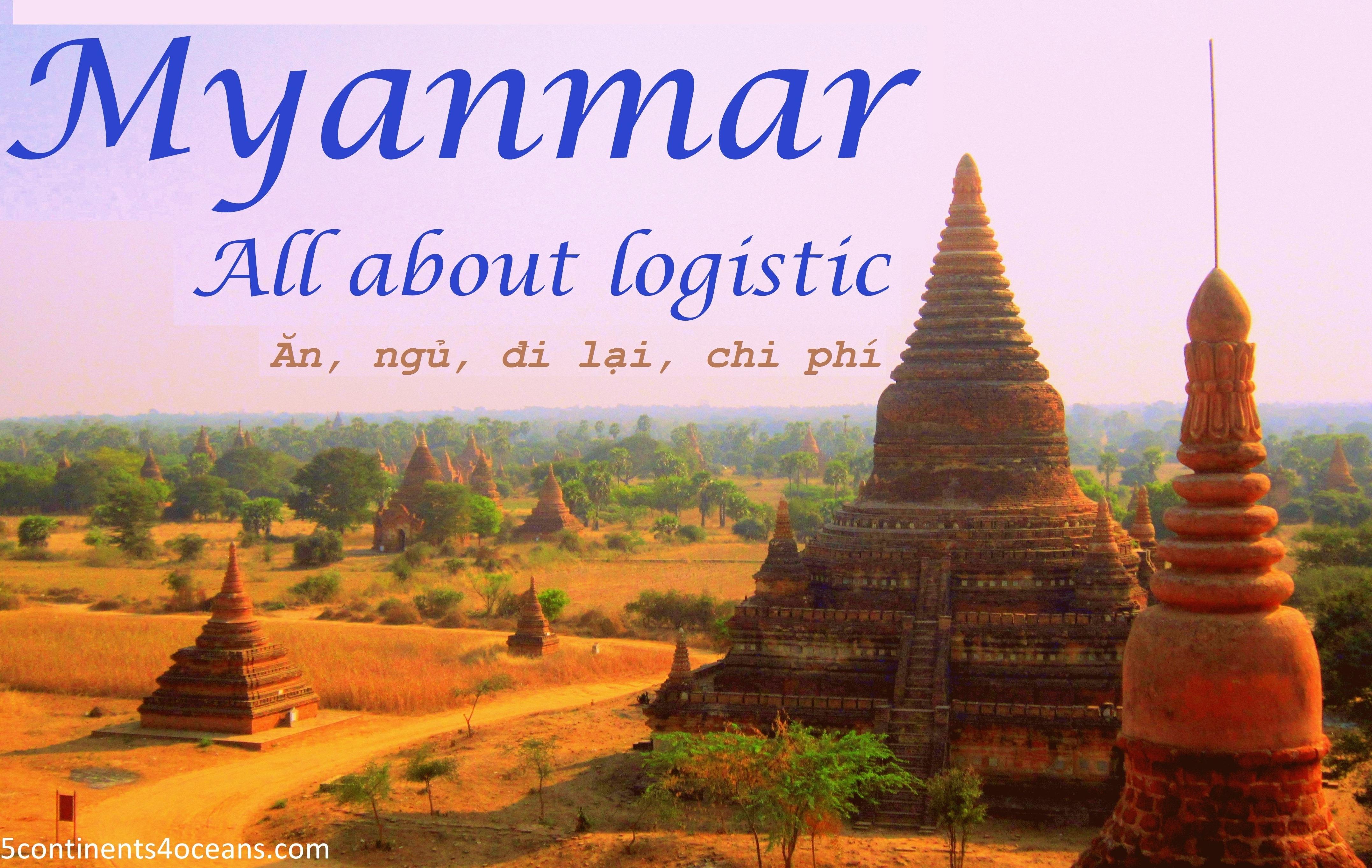 Myanmar – Tất tần tật A –> Z